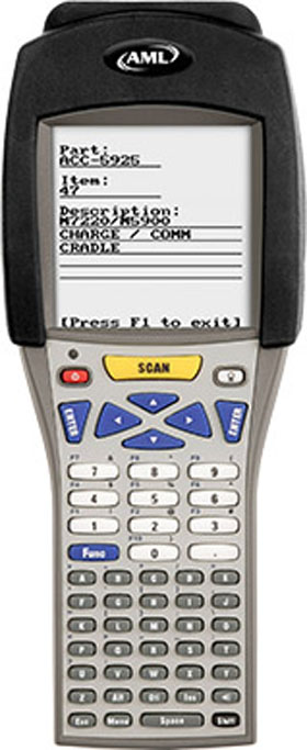 AML Mobile Computers M71V2-0601-00