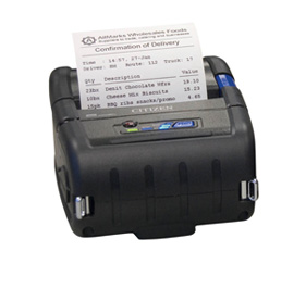 Citizen Portable Printers CMP-30LBTU