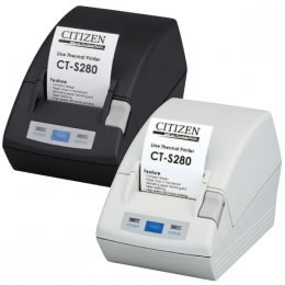 Citizen Reciept Printers CT-S280RSU-BK