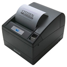 Citizen Portable Printers CT-S4000UBU-BK