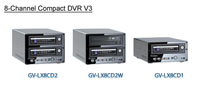GeoVision Video Recorders 84-LX8D1-100U