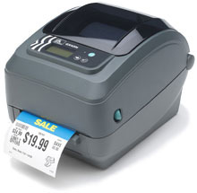 Zebra Technologies Printers GX43-100320-100