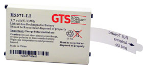Global Technology Systems Batteries H5571-LI