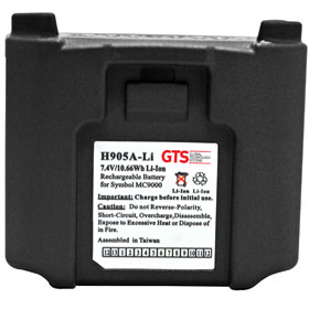 Global Technology Systems Batteries H905A-LI