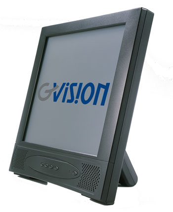 GVision Touch Monitors L15AX-JA-467GM
