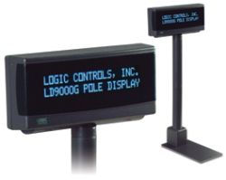Bematech Customer Display LD9200X-25PIN-BEIG