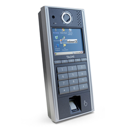 Unitech Time and Attendance Terminals MT380-T9EEAG-B