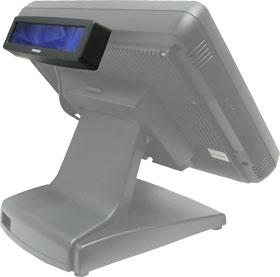 Posiflex Customer Displays PD2604W00FEP