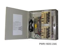 IC Realtime Power Supplies PWR-16DC-8A