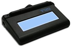 Topaz Signature Pads T-LBK460-B-R