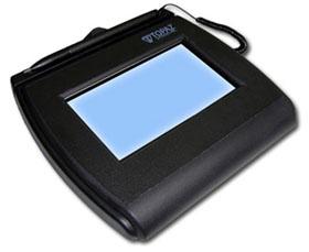 Topaz Signature Pads T-LBK750-BHSB-R