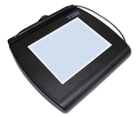 Topaz Signature Pads T-LBK766SE-BHSB-R