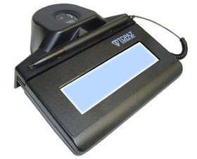 Topaz Signature Pads TF-LBK463-HSB-R