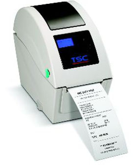 TSC Barcode Printers 99-039A001-00LF
