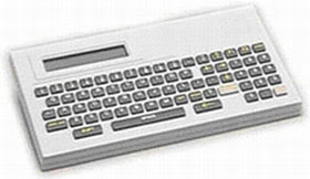 TSC Keyboards 99-117A001-00LF