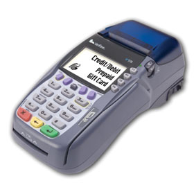 VeriFone Transaction Terminals M257-050-02-NAA